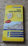 I use these Michelin maps when I travel in France.