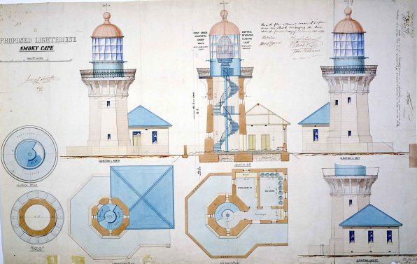 Smoky_Cape_Light,_lighthouse_plans,_1888 copy